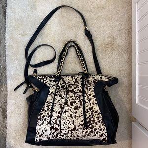 Moda Luxe leather handbag purse
